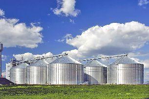 Зерновые элеваторы ковшового типа продаются в компании «Техноград» в Пермском крае
